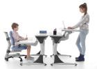 Столы для работы сидя-стоя