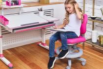 Обзор и сравнение ортопедических школьных кресел для обычных столов.