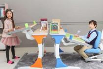 Столы и парты для работы сидя-стоя - высокие технологии для детей и взрослых.