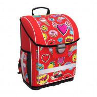 Ранец с пластиковым дном ErichKrause ErgoLine 16L Sweet Love