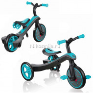 Велосипед-беговел Globber Trike Explorer 2в1