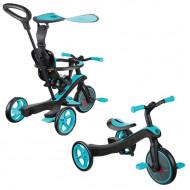 Велосипед-беговел Globber Trike Explorer 4в1