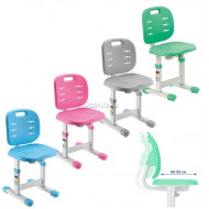 Детский стул с регулировкой глубины FunDesk SST2