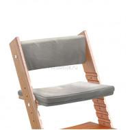 Комплект подушек для стула из бука Конёк Горбунёк Графит