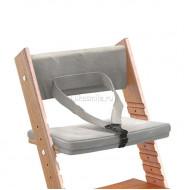 Комплект подушек для стула из бука с ограничителем Графит