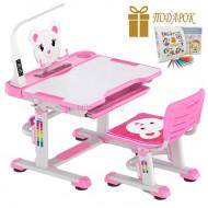 Комплект мебели Mealux BD-04 New с лампой