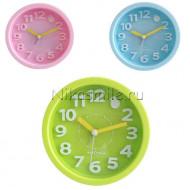 Часы-будильник TCT (диаметр 12 см).