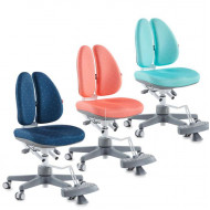 Кресло TCT Nanotec Duoback Chair с подставкой для ног