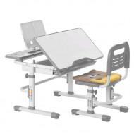 Комплект растущая парта и стул с чехлом RIFFORMA SET-07