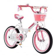"Детский велосипед Royal Baby Princess Jenny Girl Steel 18"""