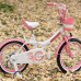 """Детский велосипед Royal Baby Princess Jenny Girl Steel 14"""" купить с доставкой по России.✦ Надежность и качество. ✦ИМ Никасмайл✦"""