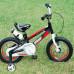 """Детский велосипед Royal Baby Freestyle Space №1 Alloy 18"""" купить с доставкой по России.✦ Надежность и качество. ✦ИМ Никасмайл✦"""