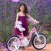 """Детский велосипед Royal Baby Little Swan Steel 12"""" купить с доставкой по России.✦ Надежность и качество. ✦ИМ Никасмайл✦"""
